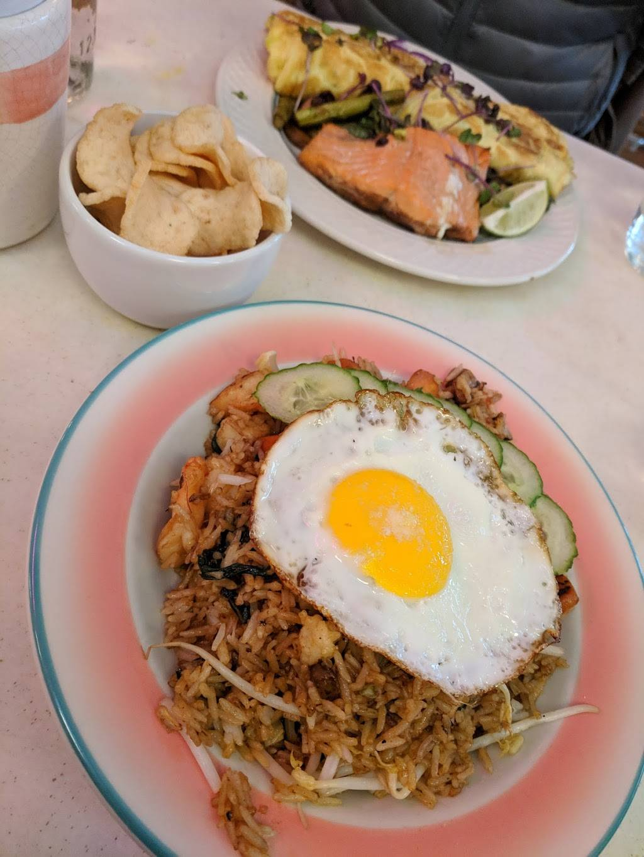 Selamat Pagi | restaurant | 152 Driggs Ave, Brooklyn, NY 11222, USA | 7187014333 OR +1 718-701-4333