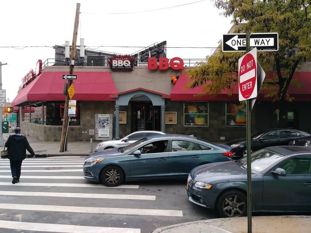 Dallas Bbq Restaurant 281 W Fordham Rd The Bronx Ny 10468 Usa