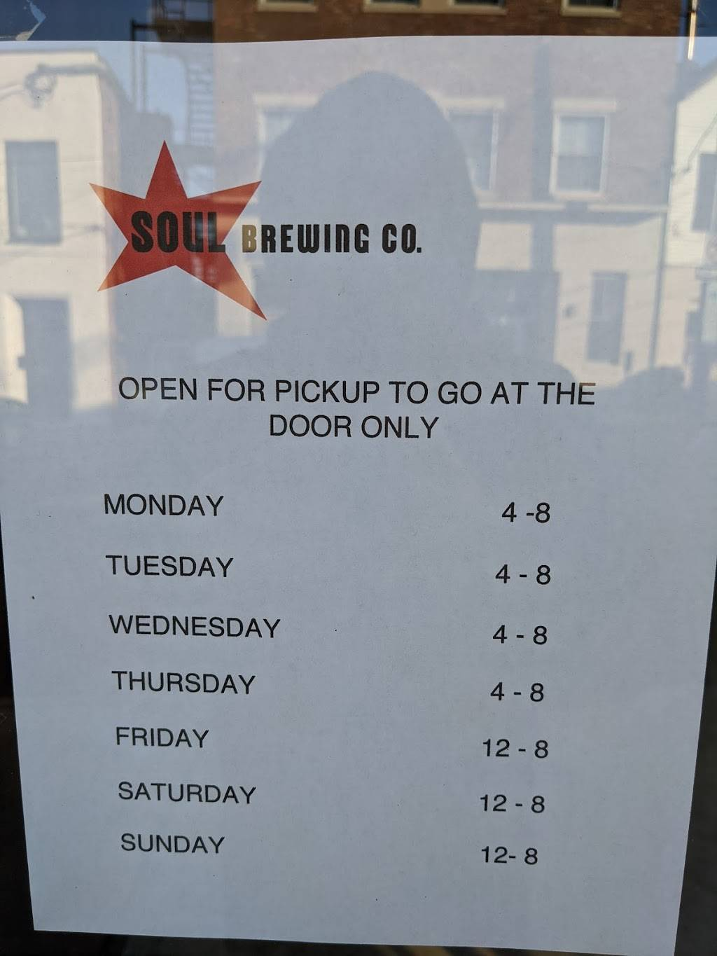 Soul Brewing Company   restaurant   43 Wheeler Ave, Pleasantville, NY 10570, USA   9148007685 OR +1 914-800-7685