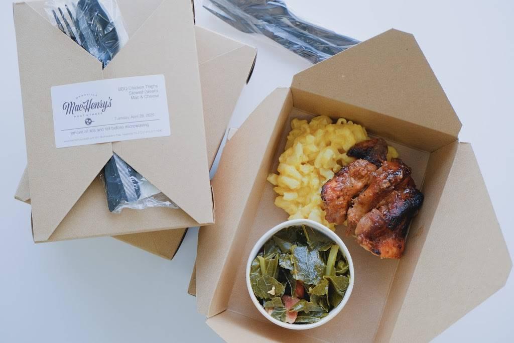 MacHenrys Meat & Three | restaurant | 581 Murfreesboro Pike, Nashville, TN 37210, USA | 6158771636 OR +1 615-877-1636