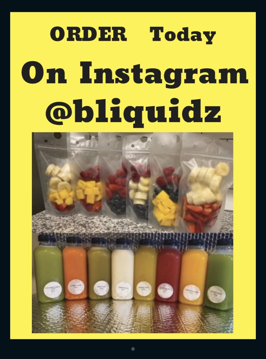 Bliquidz (Smoothies, Juices, Superfoods) | restaurant | 9550 Main St #190, Woodstock, GA 30188, USA | 6789032163 OR +1 678-903-2163