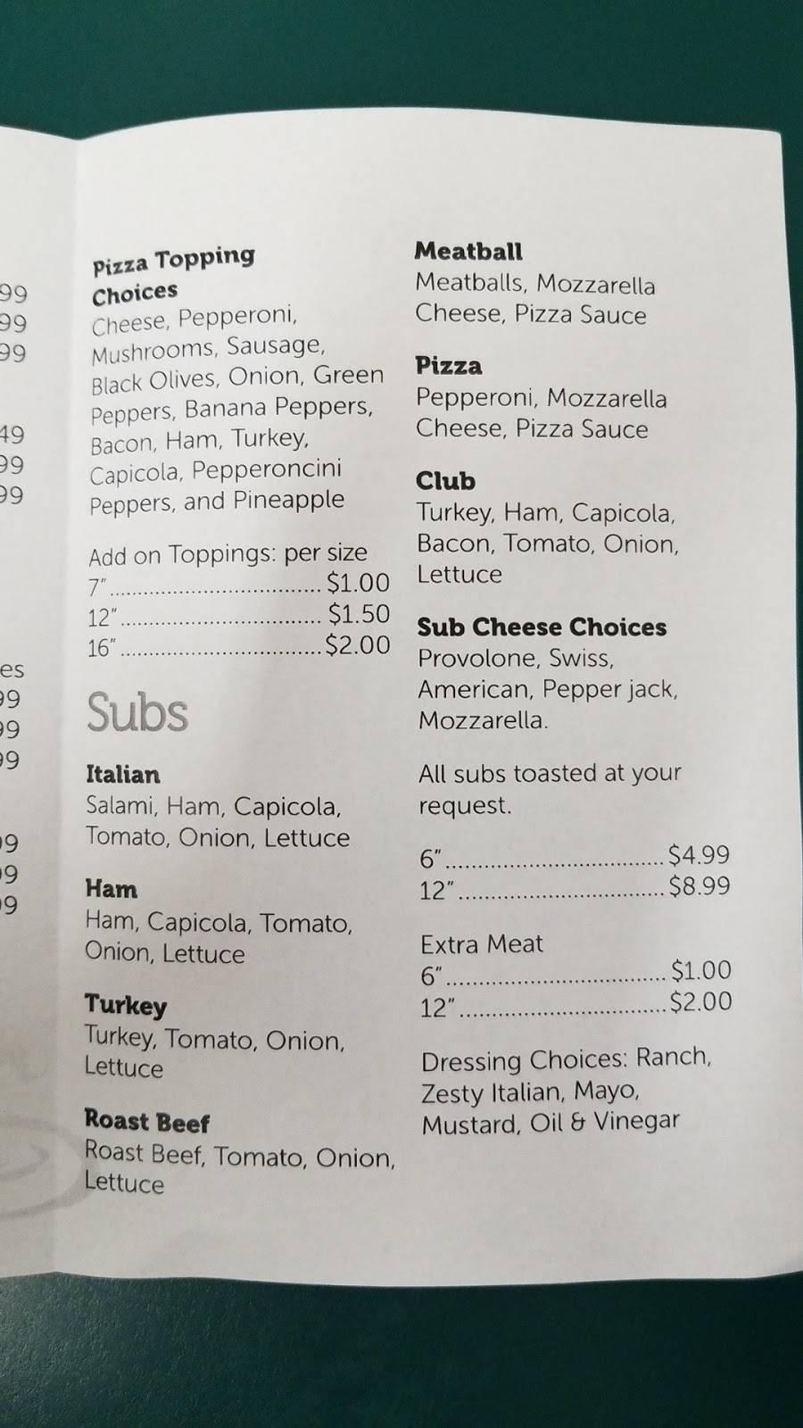 Union City Pizzeria | restaurant | 25 E High St, Union City, PA 16438, USA | 8144386055 OR +1 814-438-6055