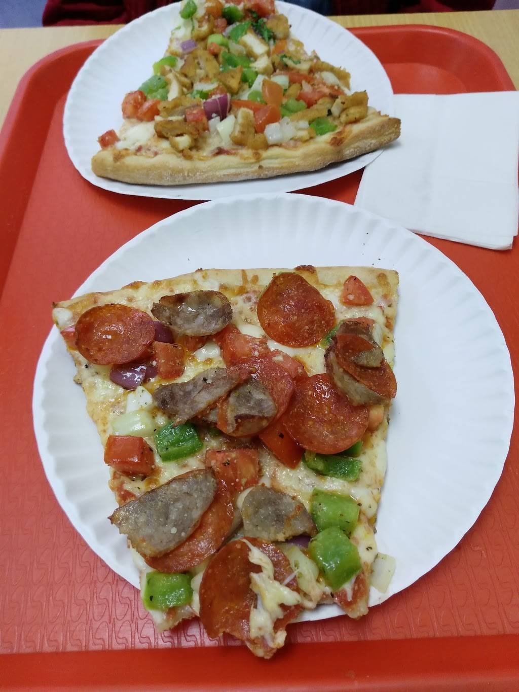 Dreamers Pizza | meal delivery | 1850 3rd Ave, New York, NY 10029, USA | 2129875414 OR +1 212-987-5414