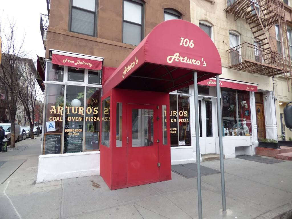 Arturos | meal delivery | 106 W Houston St, New York, NY 10012, USA | 2126773820 OR +1 212-677-3820