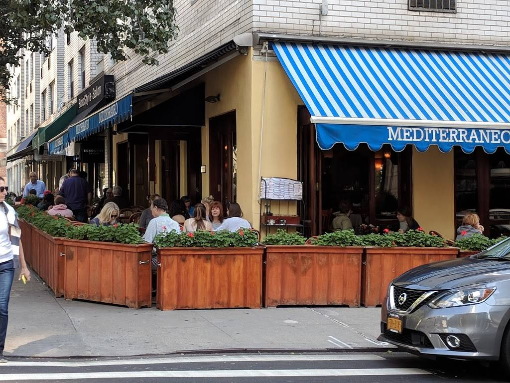 Mediterraneo | restaurant | 1260 2nd Ave, New York, NY 10065, USA | 2127347407 OR +1 212-734-7407