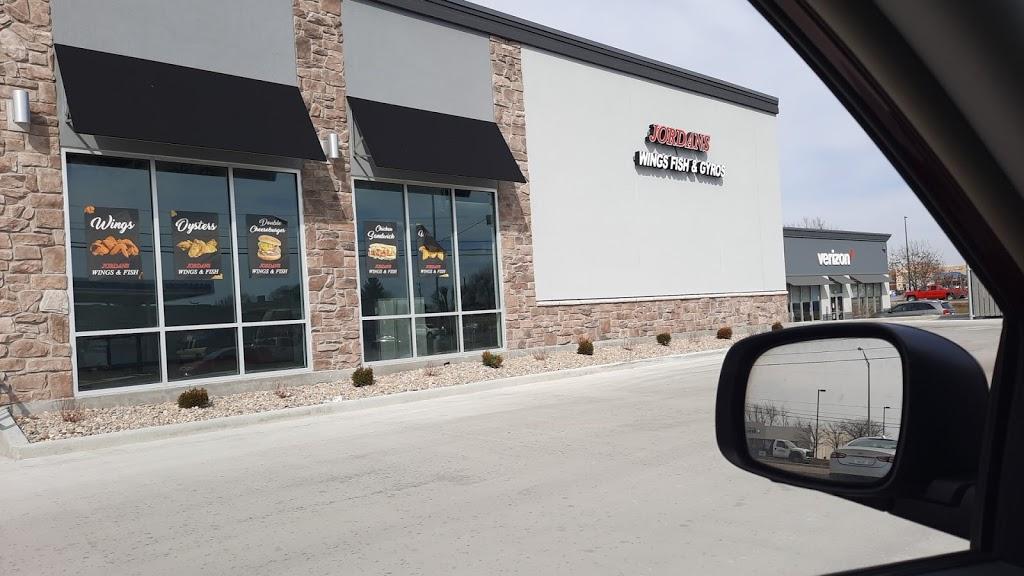 Jordans | restaurant | 2310 IN-3, Greensburg, IN 47240, USA