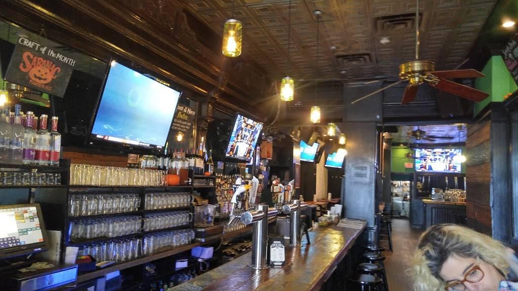 Green Rock Tap & Grill | restaurant | 70 Hudson St, Hoboken, NJ 07030, USA | 2013865600 OR +1 201-386-5600
