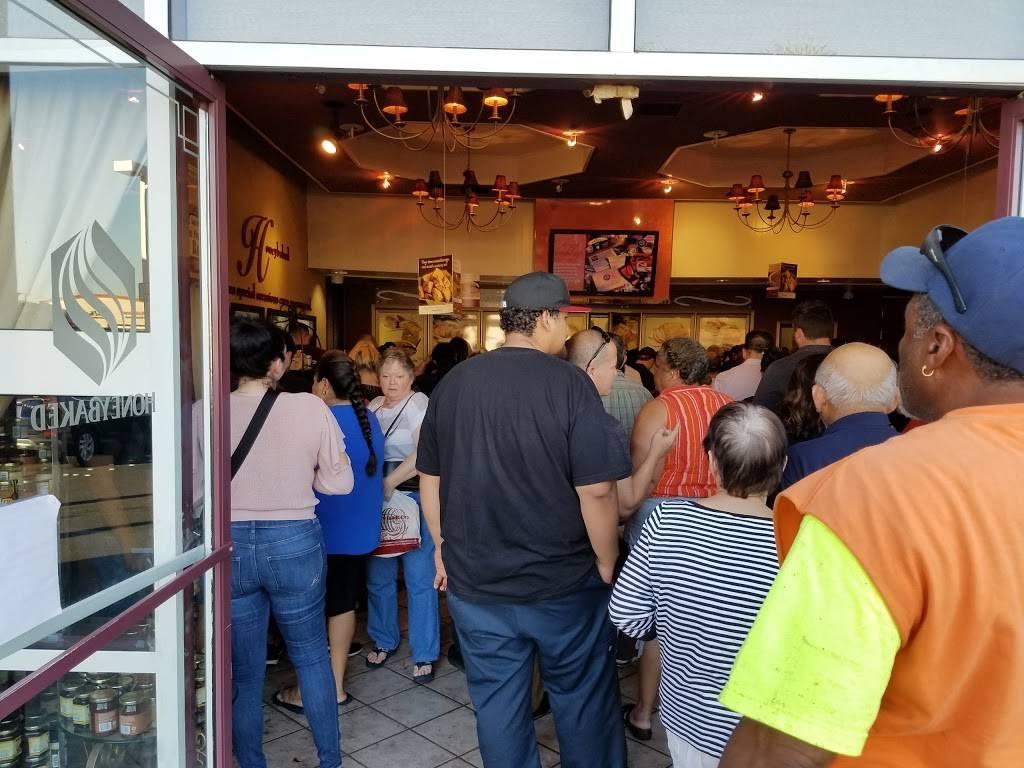The HoneyBaked Ham Co.   restaurant   623 S Brookhurst St, Anaheim, CA 92804, USA   7146352461 OR +1 714-635-2461