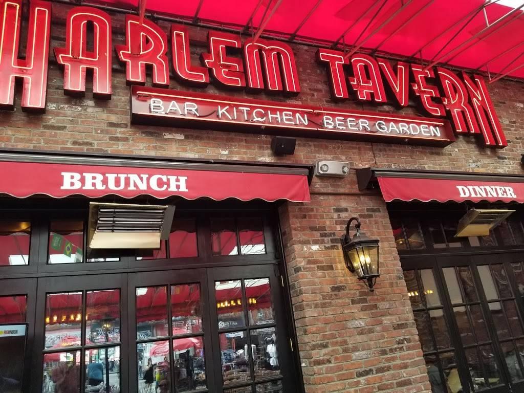 Harlem Tavern | restaurant | 2153 Frederick Douglass Blvd, New York, NY 10026, USA | 2128664500 OR +1 212-866-4500
