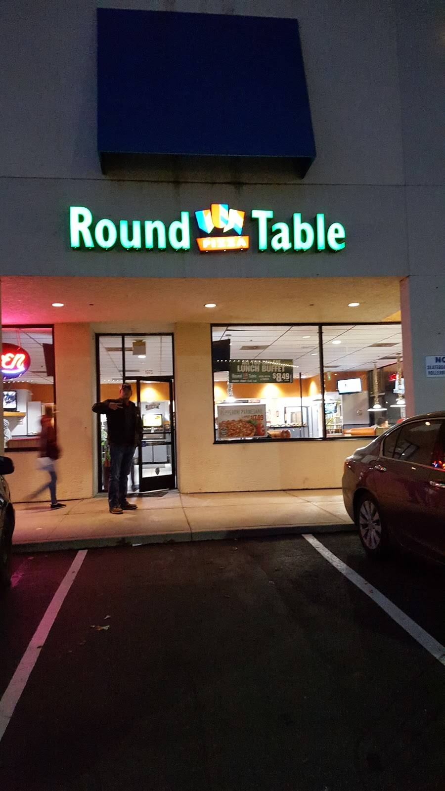 Round Table Watsonville Ca.Round Table Pizza Meal Delivery 1975 Main St Watsonville Ca