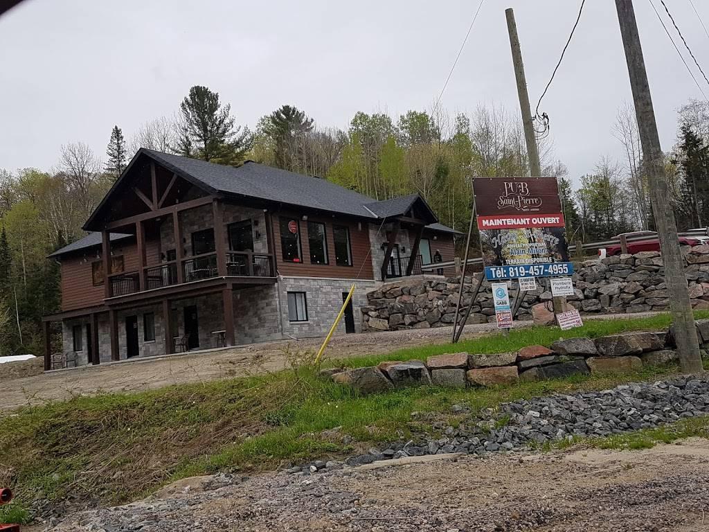 Pub Saint-Pierre   restaurant   1030 Route Principale, Val-des-Monts, QC J8N 0K4, Canada   8194572525 OR +1 819-457-2525