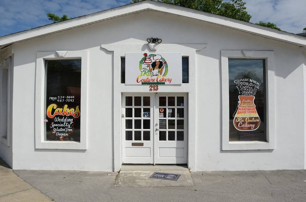 Irie Couture Cakery | bakery | 311 W Ashley St, Jacksonville, FL 32202, USA | 9045348644 OR +1 904-534-8644