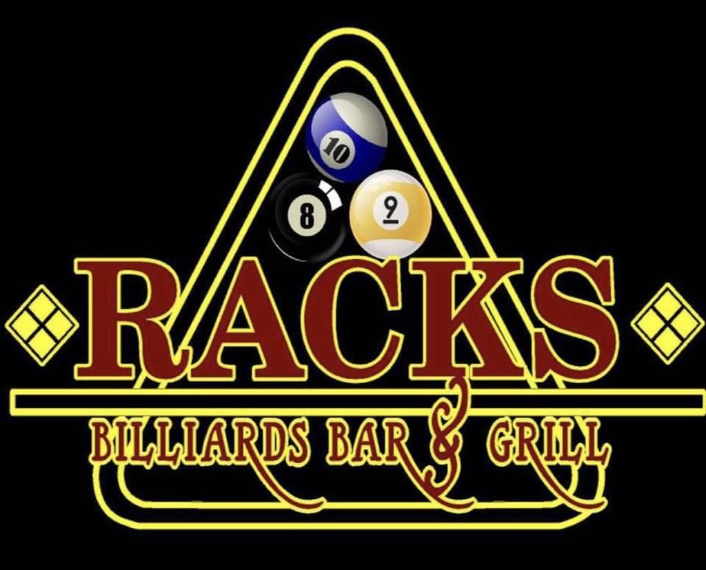 Racks Billiards Bar & Grill   restaurant   118 W Cedar Creek Pkwy, Seven Points, TX 75143, USA   9034320422 OR +1 903-432-0422
