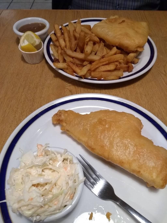 Longbranch Fish & Chips | restaurant | 3260 Lake Shore Blvd W, Etobicoke, ON M8V 1M4, Canada | 4162524477 OR +1 416-252-4477