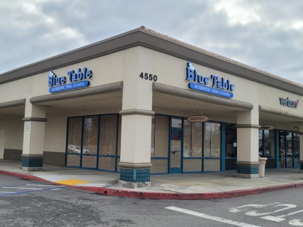 Blue Table Thai Cuisine | restaurant | 4550 Coffee Rd, Bakersfield, CA 93308, USA