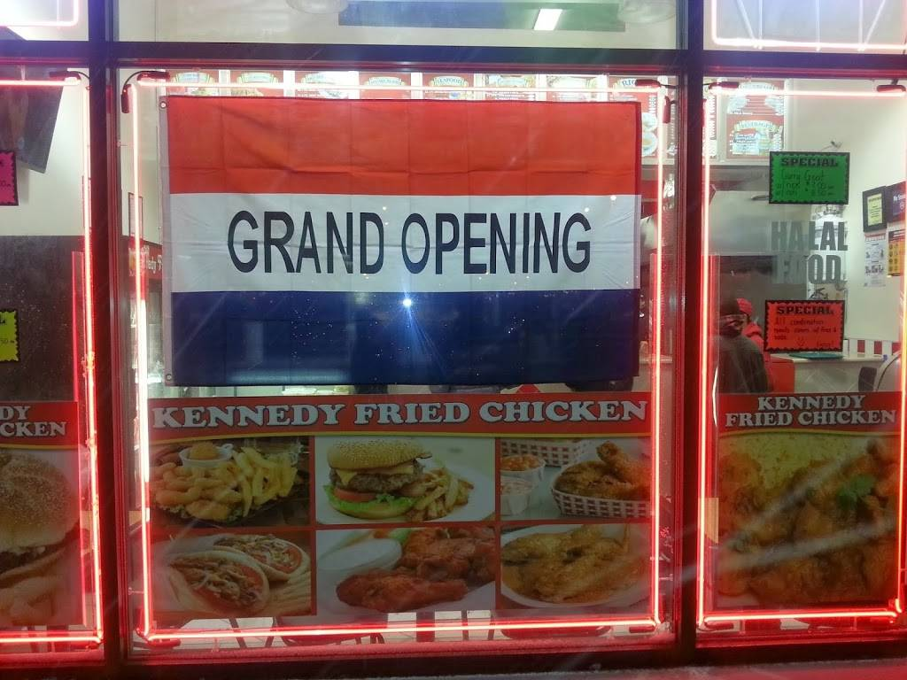 Kennedy Fried Chicken and Pizza | restaurant | 1926 Cross Bronx Expy, Bronx, NY 10472, USA | 7182496303 OR +1 718-249-6303