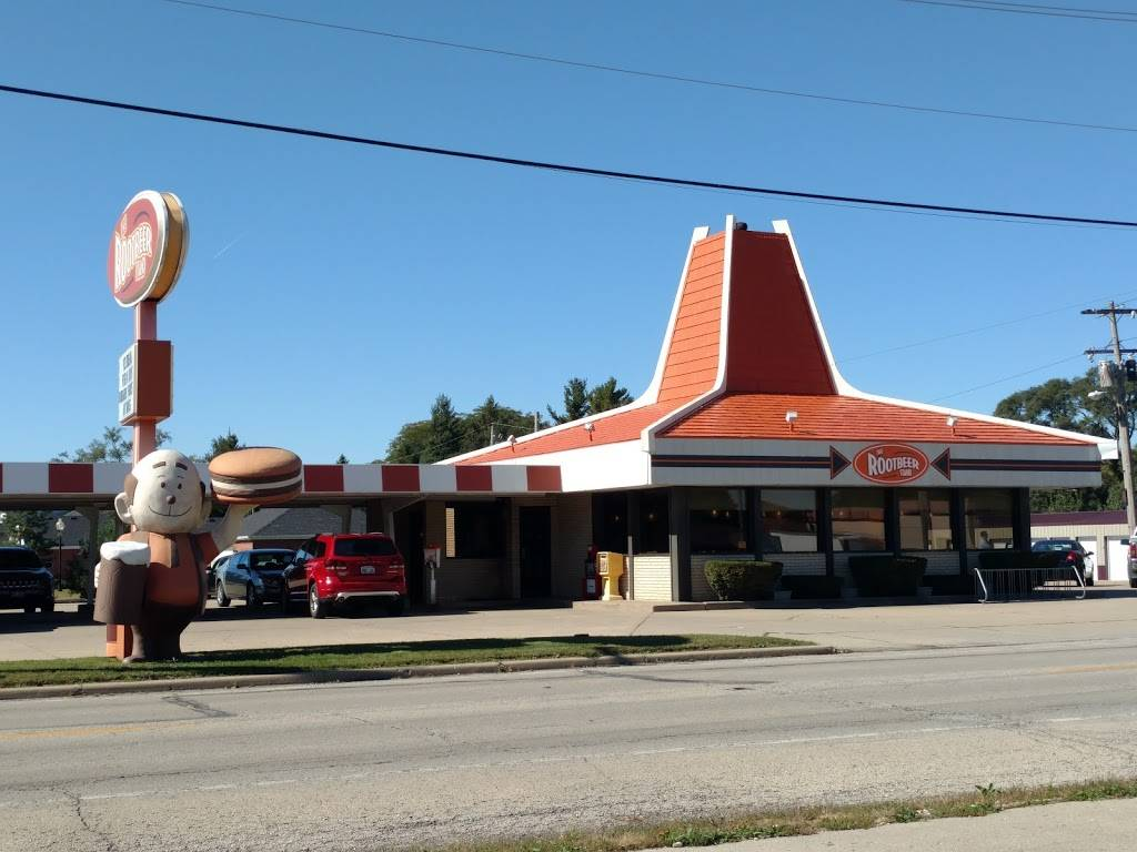 The Rootbeer Stand   restaurant   225 N Columbia Ave, Oglesby, IL 61348, USA   8158839254 OR +1 815-883-9254