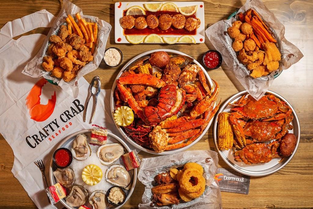 Crafty Crab - Miami Gardens | restaurant | 18192 NW 27th Ave, Miami Gardens, FL 33056, USA | 3054540005 OR +1 305-454-0005