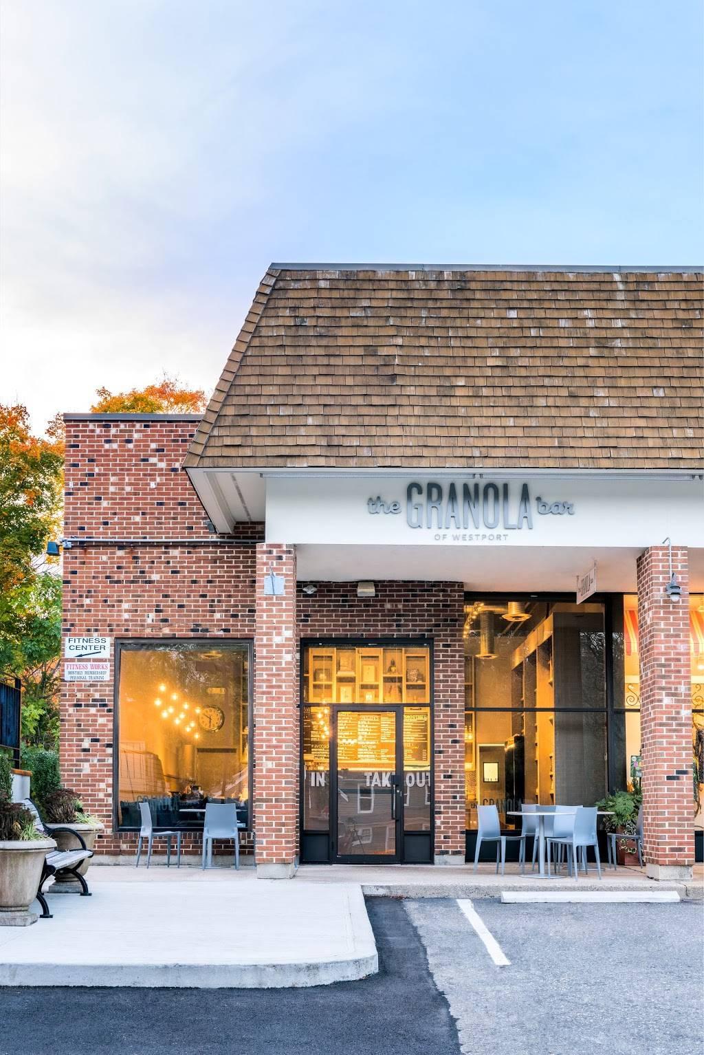 The Granola Bar of Westport   cafe   275 Post Rd E, Westport, CT 06880, USA   2033495202 OR +1 203-349-5202