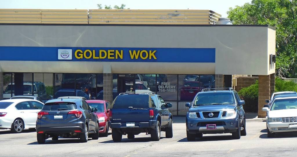 Golden Wok | meal delivery | 15280 E Hampden Ave, Aurora, CO 80014, USA | 3037661489 OR +1 303-766-1489