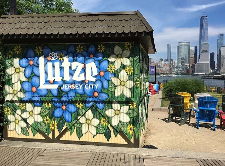 The Lutze | restaurant | 3 2nd St, Jersey City, NJ 07302, USA | 2019158508 OR +1 201-915-8508