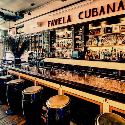 Favela Cubana | meal delivery | 543 LaGuardia Pl, New York, NY 10012, USA | 2127776500 OR +1 212-777-6500