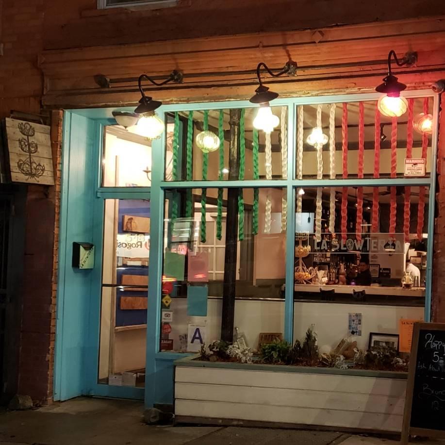 La Slowteria | restaurant | 548 Court St, Brooklyn, NY 11231, USA | 9179091231 OR +1 917-909-1231