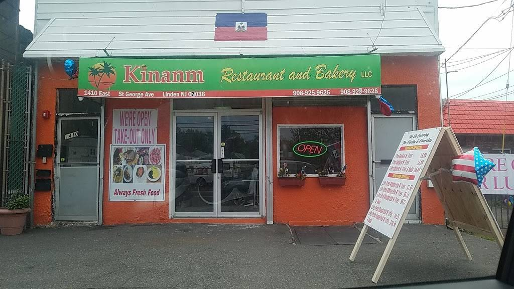 Kinanm restaurant and bakery | restaurant | 1410 E St Georges Ave, Linden, NJ 07036, USA | 9089259626 OR +1 908-925-9626