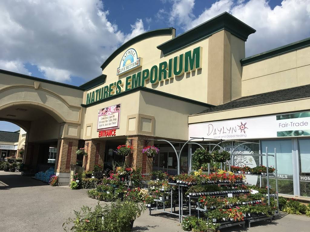 Natures Emporium | shopping mall | 16655 Yonge St, Newmarket, ON L3X 1V6, Canada | 9058981844 OR +1 905-898-1844