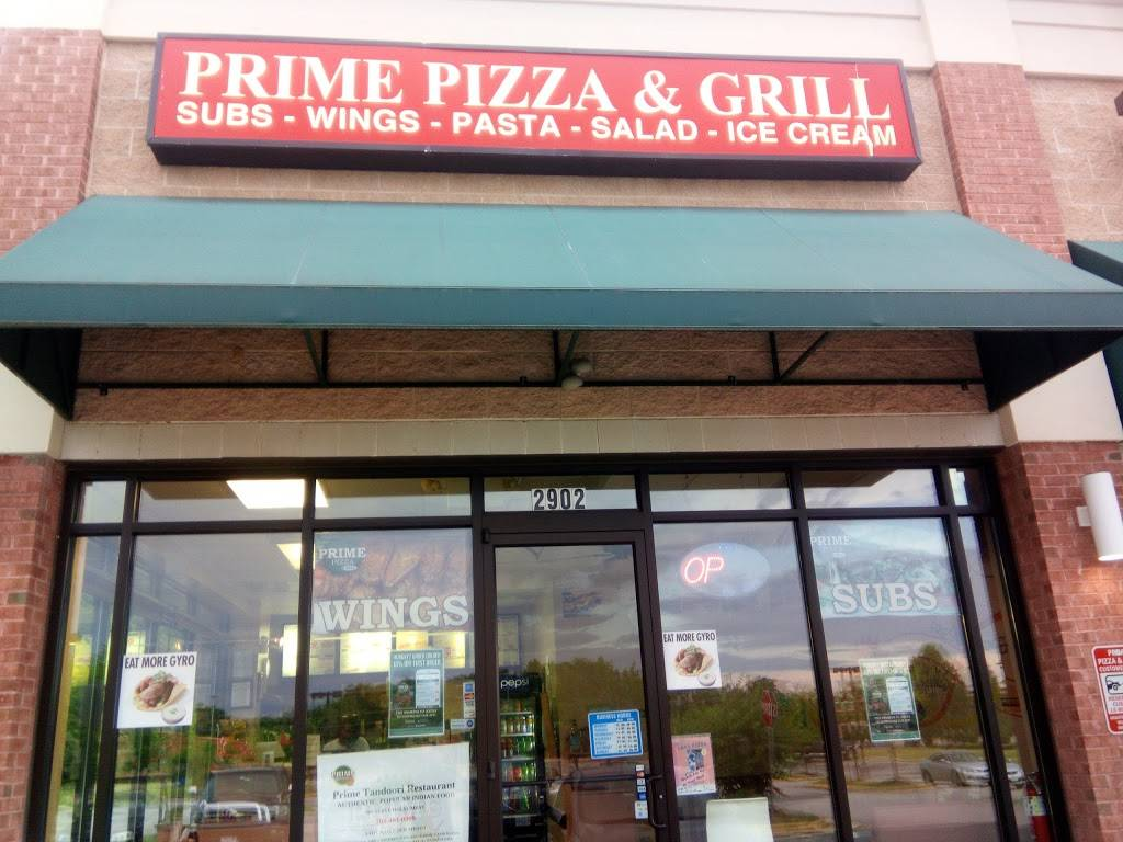 Prime Pizza and Grill   meal delivery   2902 Garber Way, Woodbridge, VA 22192, USA   7034910909 OR +1 703-491-0909
