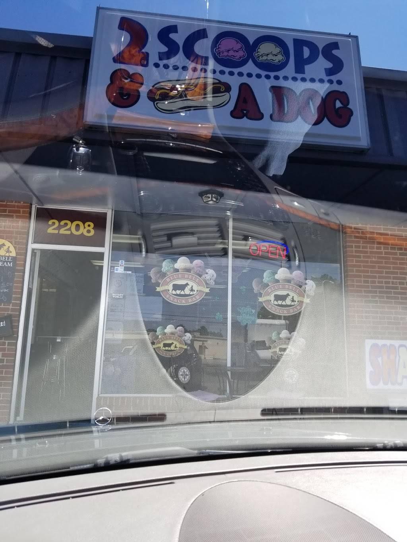 2 Scoops & A Dog | restaurant | 2208 Palmyra Rd, Albany, GA 31701, USA | 2294209746 OR +1 229-420-9746