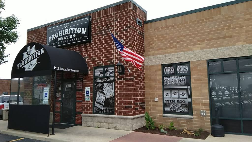 Prohibition Junction Sports Bar & Grill   restaurant   1031 Station Dr, Oswego, IL 60543, USA   6306369355 OR +1 630-636-9355