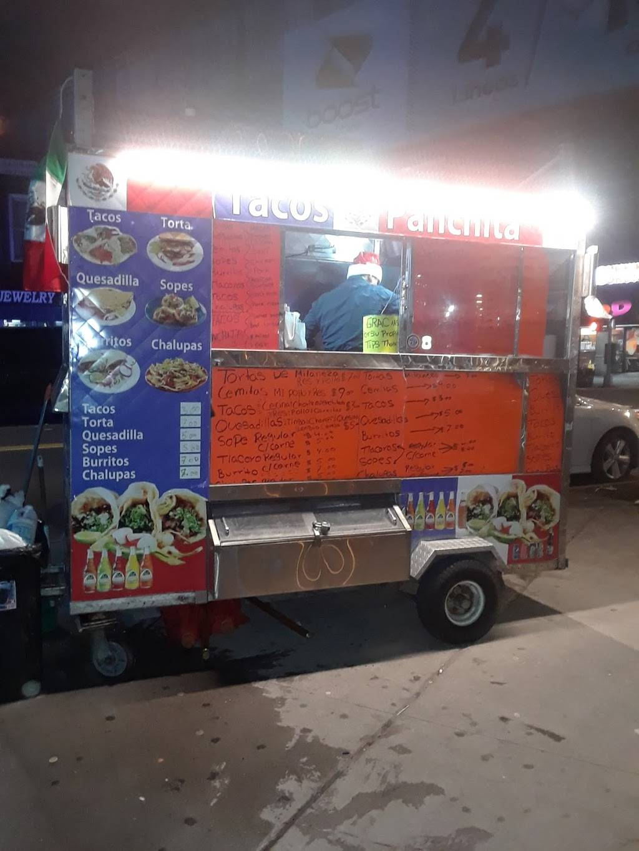 Tacos panchita food truck | restaurant | 103rd St, Corona, NY 11368, USA | 3477246380 OR +1 347-724-6380