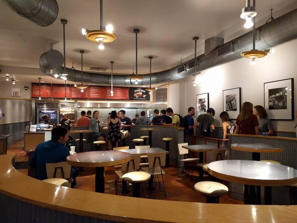 Chipotle Mexican Grill   restaurant   711 Church St, Evanston, IL 60201, USA   8474253959 OR +1 847-425-3959