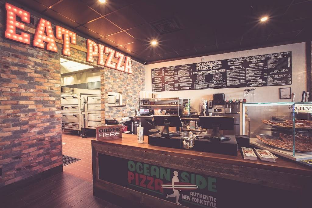 Oceanside Pizza - Indialantic   restaurant   810 N Miramar Ave, Indialantic, FL 32903, USA   3213275150 OR +1 321-327-5150