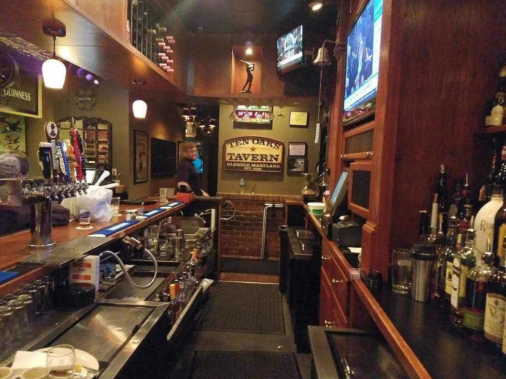 Ten Oaks Tavern   restaurant   3900 Ten Oaks Rd Ste 1, Glenelg, MD 21737, USA   4109889816 OR +1 410-988-9816
