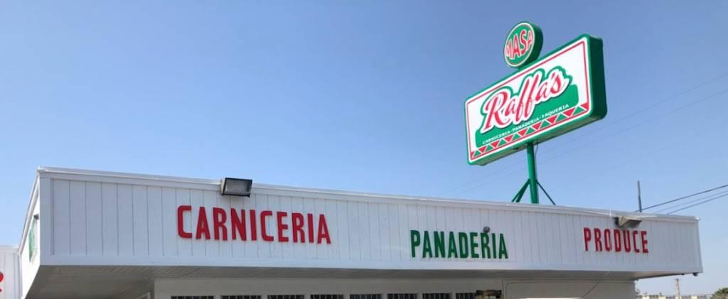 Raffas Carniceria Panaderia Taqueria #3 | bakery | 580 E La Verne Ave, Pomona, CA 91767, USA | 9094616503 OR +1 909-461-6503