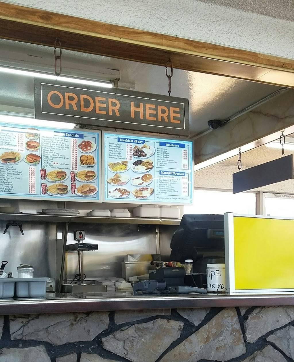 Blue Star Drive In | restaurant | 137 W Anaheim St, Long Beach, CA 90813, USA | 5625917973 OR +1 562-591-7973