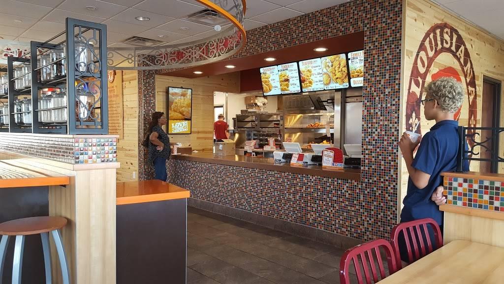 Popeyes Louisiana Kitchen Restaurant 6110 W Sahara Ave Las Vegas Nv 89146 Usa