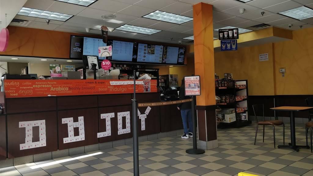 Dunkin Donuts | cafe | 40 Hudson Pl, Hoboken, NJ 07030, USA | 2017923113 OR +1 201-792-3113