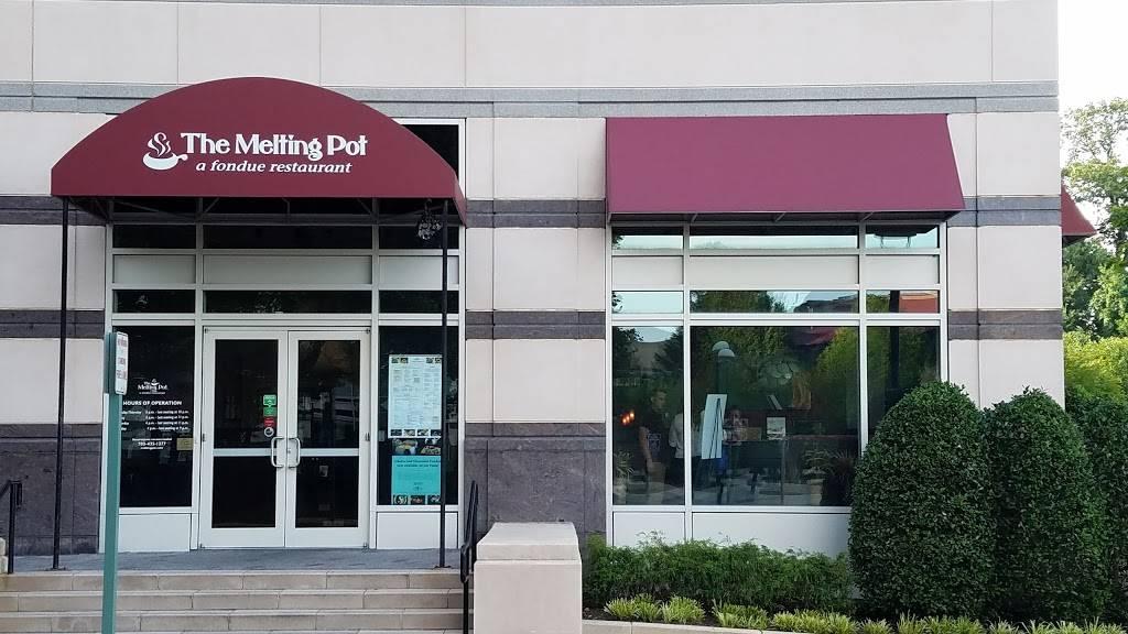 The Melting Pot | restaurant | 11730 Plaza America Dr, Reston, VA 20190, USA | 7034351277 OR +1 703-435-1277