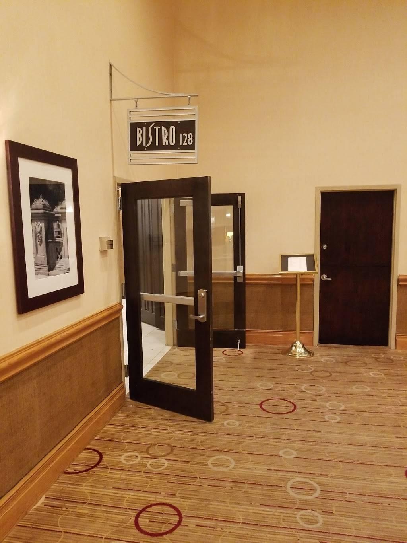 Doubletree Restaurant Bistro 128 | restaurant | 128 Frontage Rd, Newark, NJ 07114, USA
