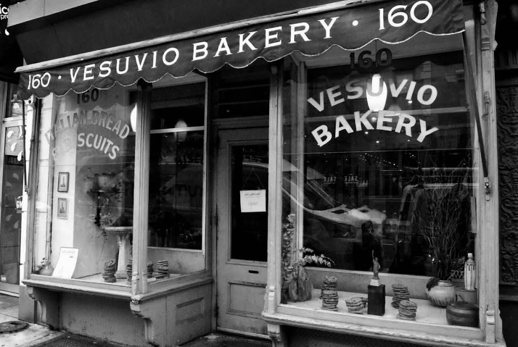 Vesuvio Bakery | restaurant | 160 Prince St, New York, NY 10012, USA