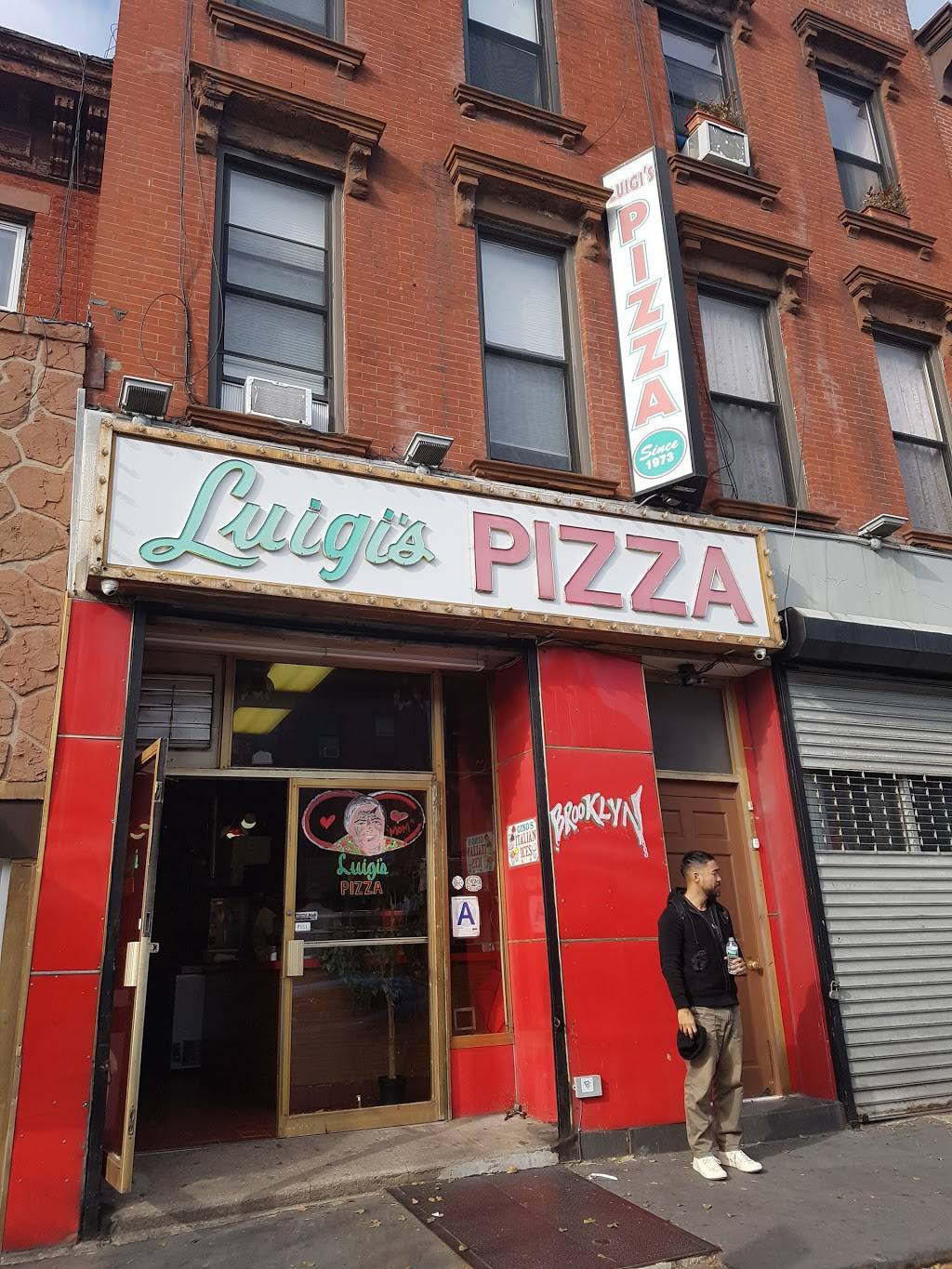 Luigis Pizza | meal takeaway | 686 5th Ave, Brooklyn, NY 11215, USA | 7184993857 OR +1 718-499-3857