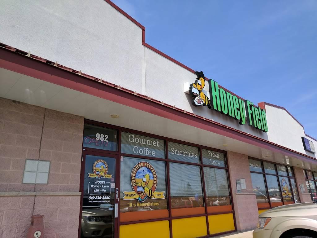 Honey Field Restaurant   restaurant   984 E 9th St, Lockport, IL 60441, USA   8158363880 OR +1 815-836-3880