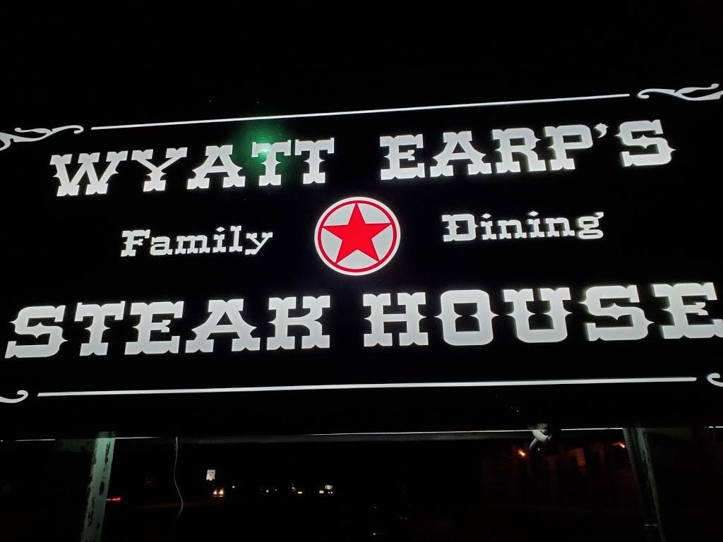 Wyatt Earps Steak House | restaurant | 8380 US-64, Oakland, TN 38060, USA | 9012356261 OR +1 901-235-6261