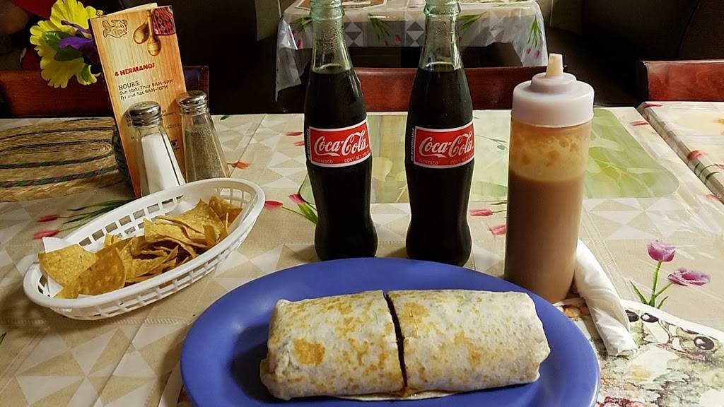 4 Hermanos   restaurant   6145 W Touhy Ave, Chicago, IL 60646, USA   7737752550 OR +1 773-775-2550