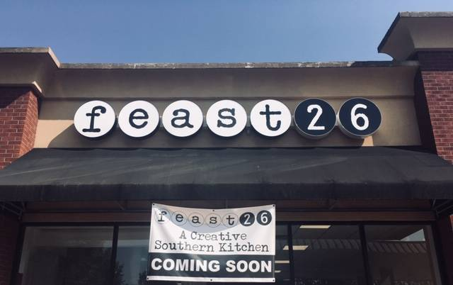 Feast 26 | restaurant | 2625 Mall of Georgia Blvd, Buford, GA 30519, USA | 7706753572 OR +1 770-675-3572