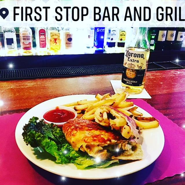 First Stop Bar & Grill | restaurant | 27-08 Queens Plaza S, Long Island City, NY 11101, USA | 3476124754 OR +1 347-612-4754