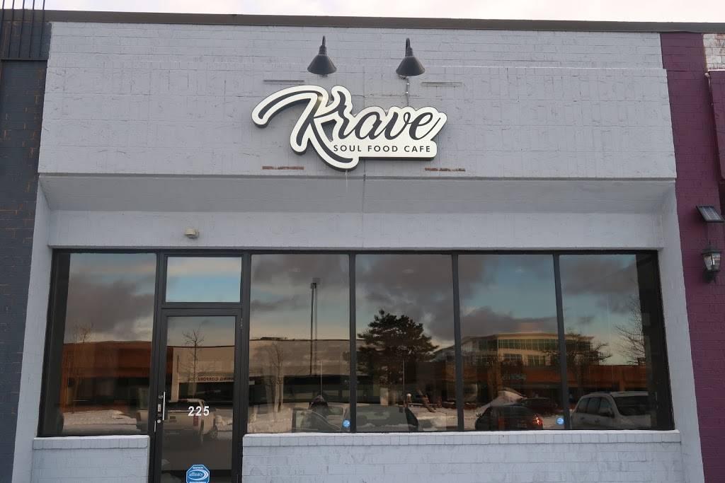Krave Soul Food   restaurant   3365 Richmond Rd #225, Beachwood, OH 44122, USA   2163424095 OR +1 216-342-4095